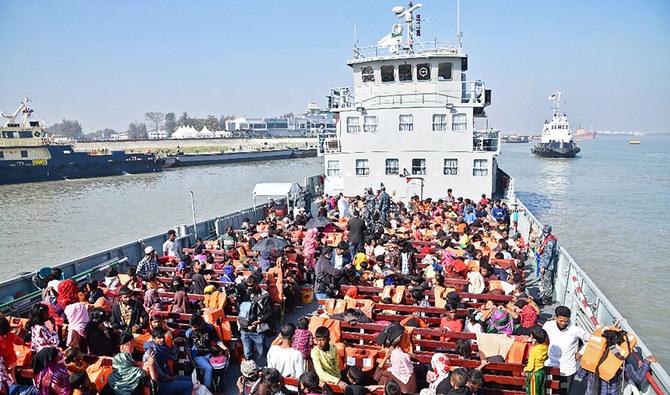 Bangladesh mengirim lebih banyak pengungsi Rohingya ke pulau terpencil meskipun ada kekhawatiran PBB