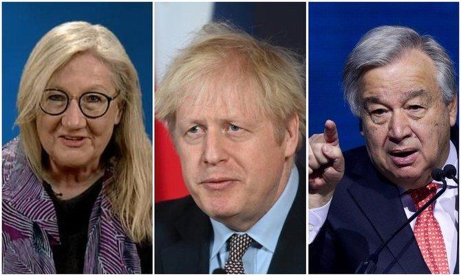 WHO mendesak Inggris untuk menghentikan kampanye vaksin COVID-19