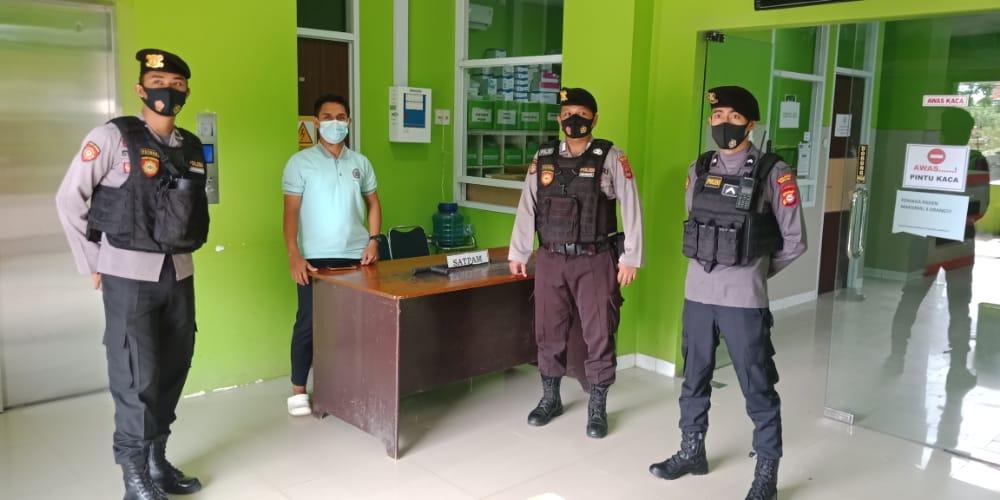Patroli Dialogis, Sat Sabhara Polres Sinjai Imbau Patuhi Protokol Kesehatan