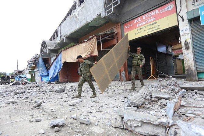 Gempa berkekuatan 6,0 Guncang Filipina selatan