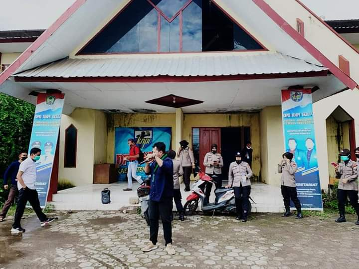 Aliansi Penyelamat KNPI Gowa Mendesak DPD I KNPI SULSEL, Mengambil Langkah Real