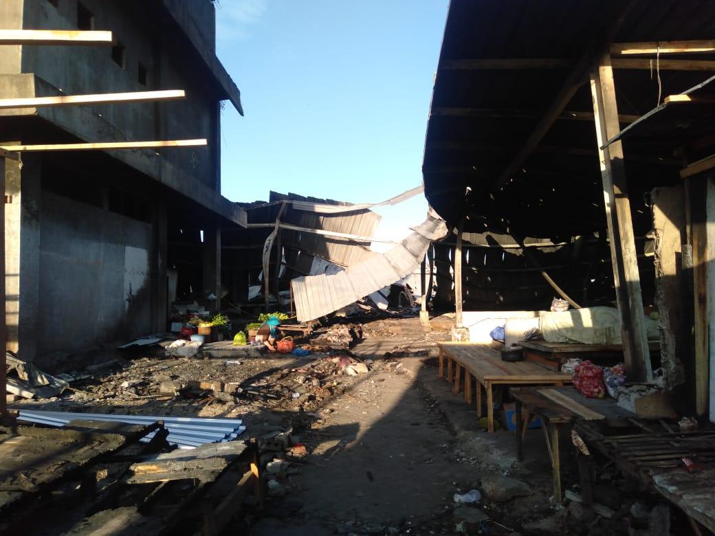 Issu, Pemkab Jeneponto Akan Pindahkan Pasar Karisa, Pedagang Meradang, LSM Arak Nusantara Angkat Bicara