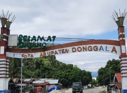 "Kota Donggala ""Tak Secantik Dulu"""