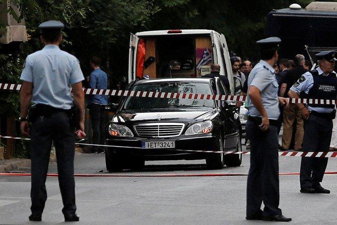 Jurnalis kriminal Yunani ditembak mati di luar rumahnya: polisi