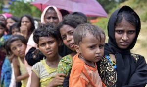 Pengungsi Rohingya merayakan Ramadhan yang sepi di pulau terpencil Bangladesh