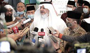 Duta Besar Saudi untuk Indonesia meluncurkan program buka puasa