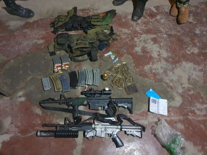 Orang Mesir di antara militan tewas dalam baku tembak di Filipina
