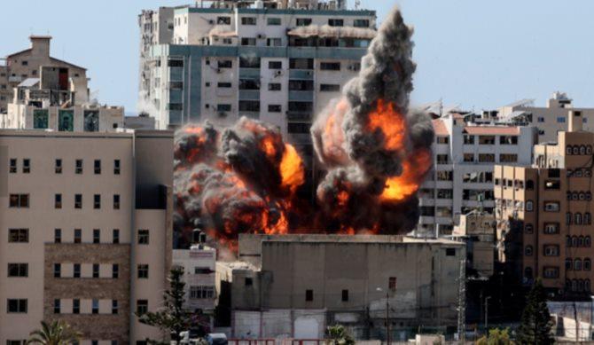 Pemillik gedung media Gaza yang hancur dalam serangan ISRAEL Ajukan pengaduan ke ICC