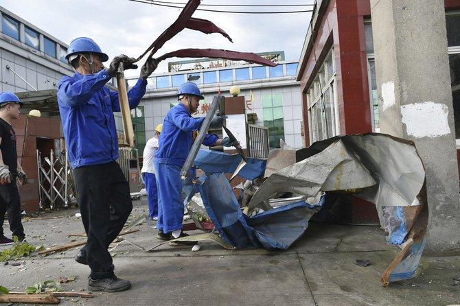2 Tornado membunuh setidaknya 7 orang dan melukai lebih dari 200 di China