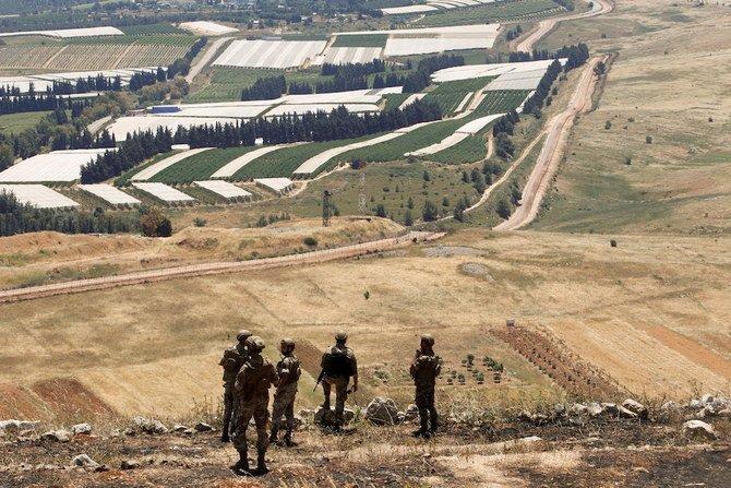 Israel menembaki Lebanon setelah peluncuran yang gagal menuju wilayah Israel