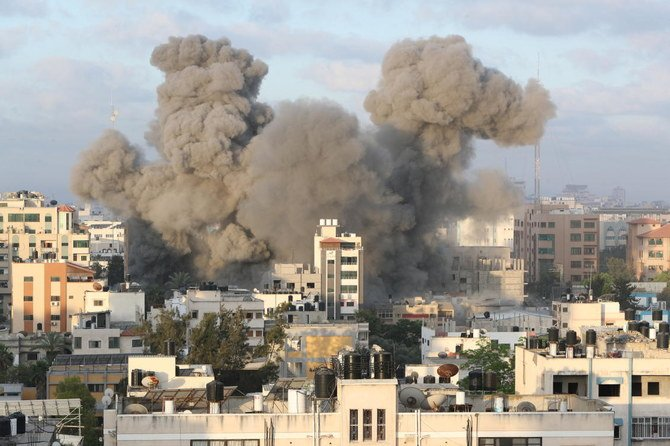 Kekerasan Israel-Gaza menunjukkan sedikit tanda-tanda melambat saat diplomasi global meningkat