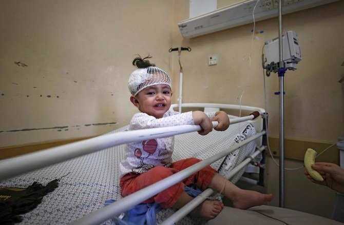 Gaza sebagai 'Neraka di bumi' untuk anak-anak