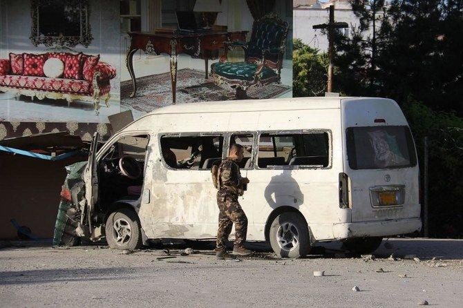 Bom pinggir jalan di Afghanistan menewaskan 4 orang dan melukai 11 siswa