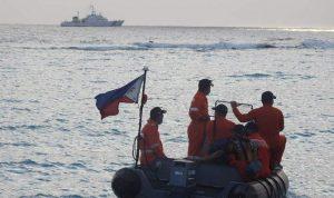 China dan Filipina bertukar protes atas pulau yang diduduki Manila