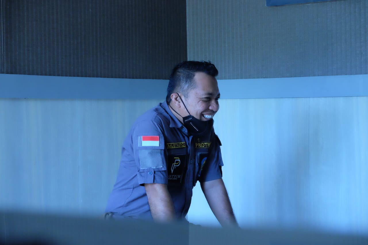 Senyum pemuda lahirkan pancasila di Tanah Turatea