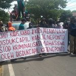 VIDEO: Gelar Aksi di Hari Jadi, Aliansi Pemuda Turatea Desak Bupati Copot Kadis dan Kabid Pelayanan Disdukcapil Jeneponto