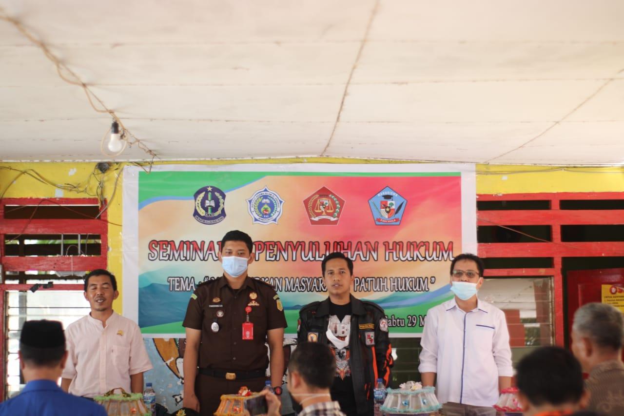 BPPH MPC Pemuda Pancasila Kabupaten Jeneponto Menggelar Seminar Hukum