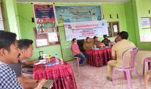 Tak bisa menghadirkan berkas perubahan anggaran, Musdes pembacaan laporan akhir tahun di Desa Barana kembali ditunda