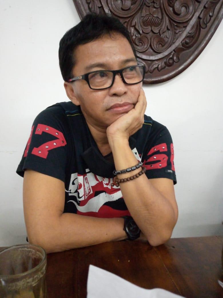 Pengamat seni san koreografer tari Baghawan Ciptoning.