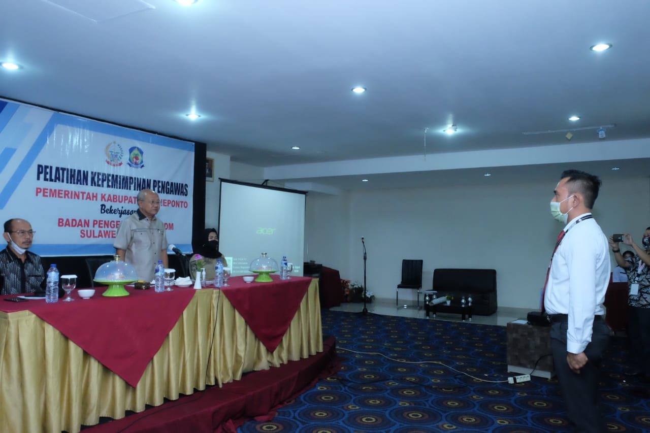 Bupati Jeneponto beri ceramah umum di PKP