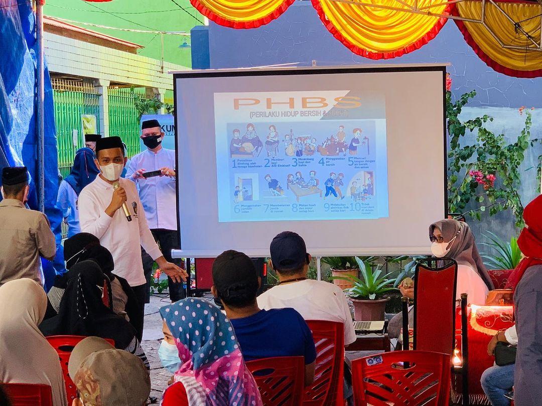 Milad ke-29 tahun, Fakultas Kedokteran Umi Menggelar Sunatan Massal dan Penyuluhan Kesehatan di Makassar