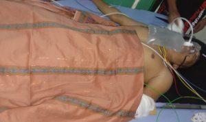 Korban Kecelakaan di Jalan poros kelurahan Ponre Hembuskan Nafas Terakhir di IGD RS Sultan Dg Radja