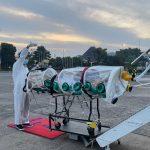 Warga Saudi Yang Terinfeksi COVID-19 Dipindahkan dari Indonesia ke Riyadh
