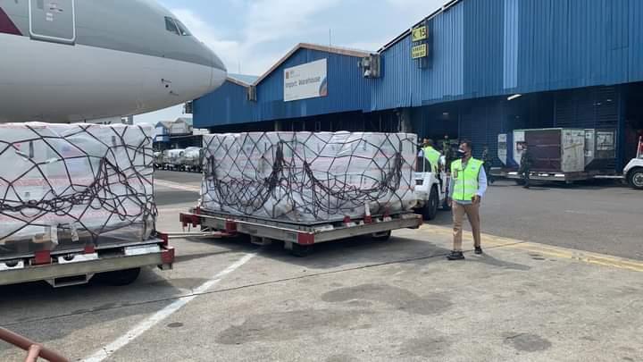Lebih dari 3 juta dosis vaksin COVID-19 donasi Amerika Serikat tiba di Indonesia melalui COVAX
