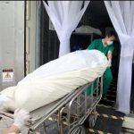 Kamar mayat tak muat, rumah sakit Thailand menggunakan kontainer untuk menyimpan mayat