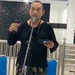 Budayawan ASMIN AMIN Memukau di Hari Puisi