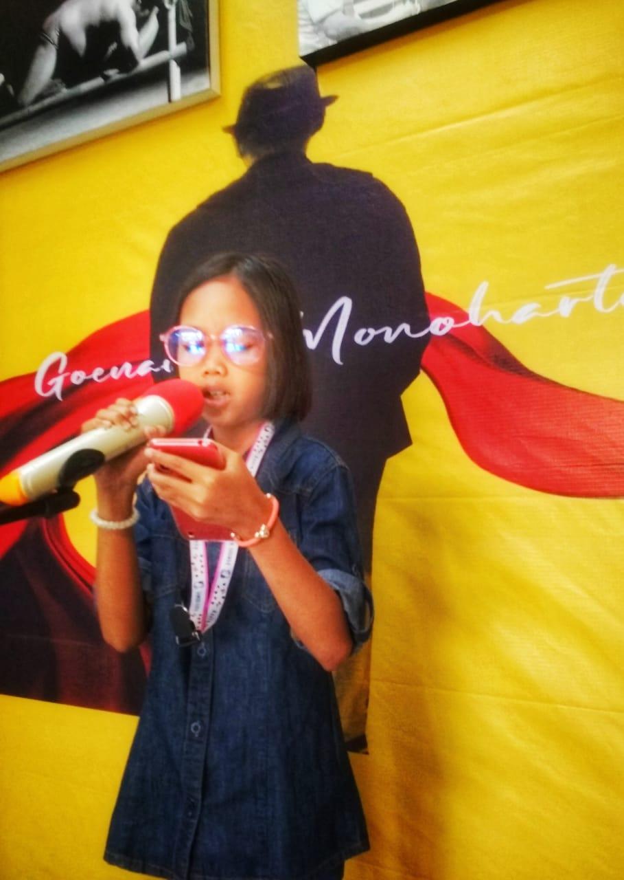 Komunitas Puisi Makassar Luncurkan Buku dan MoU dengan Prodi Bahasa dan Sastra Daerah FBS UNM