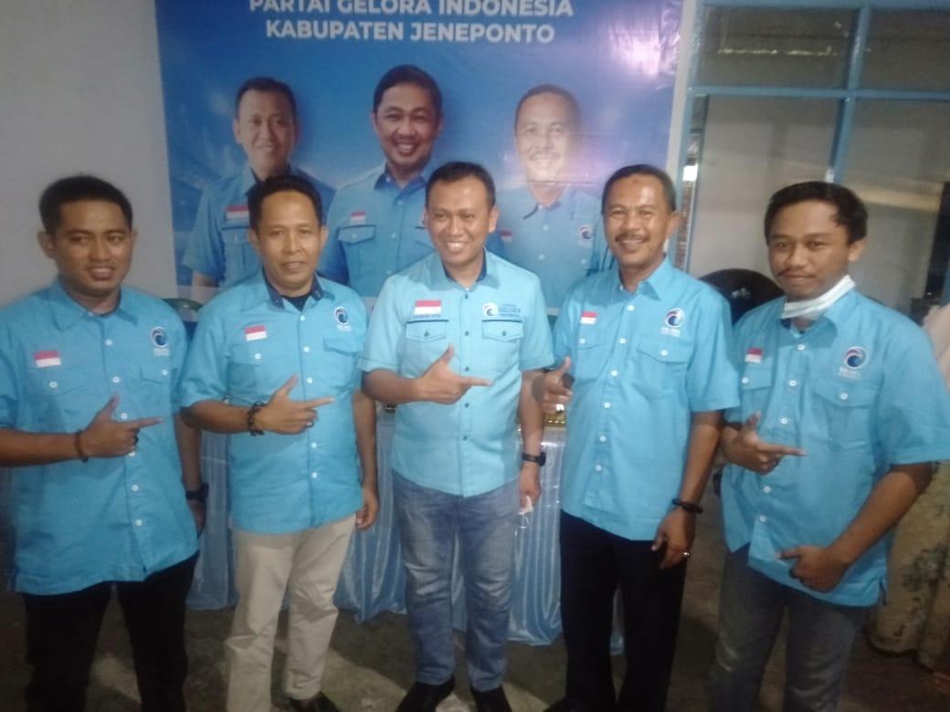 Partai GELORA Indonesia Resmi Terbentuk di Butta Turatea