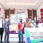 Bank Sulselbar Jeneponto Bantu Korban Banjir Tarowang