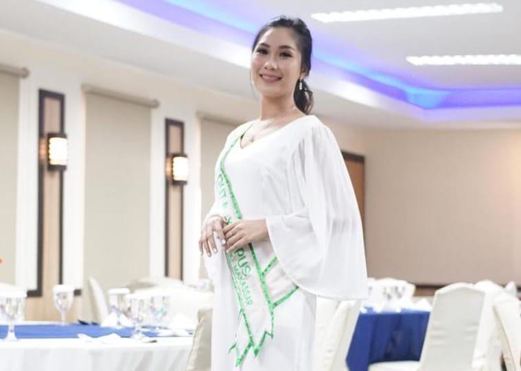 Mahasiswi Cantik Fakultas Hukum UNSA Makassar Raih Best Video Duta Kampus Sulsel 2021