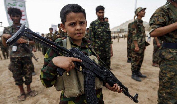 Ribuan anak Yaman dicuci otak di 'kamp musim panas' Houthi sebelum mengirim mereka ke medan perang