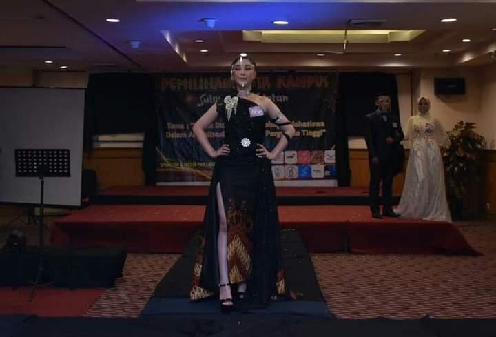 Mahasiswi Cantik Fakultas Hukum UNSA makassar Raih Juara 3 Duta Kampus 2021 dan Juara 1 The Best Video