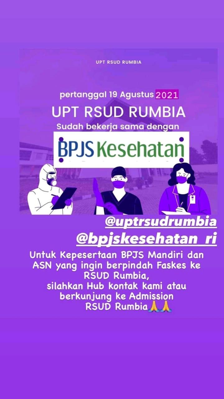 Rumah Sakit Pratama Rumbia Terima Pasien BPJS, Warga Rumbia Sampaikan Rasa Syukur
