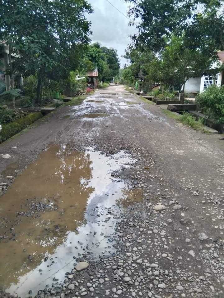 Jalan Rusak Parah, Warga Desa Bijawang Harapkan Perhatian Pemerintah