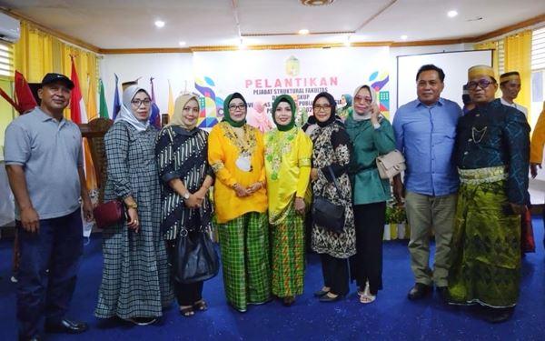 Alumni SMAGA dan UPRI Makassar Jadi WD II Fisip