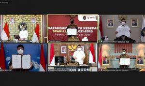 Sinergi Lima Instansi Tingkatkan Layanan Pengaduan Masyarakat SP4N-LAPOR