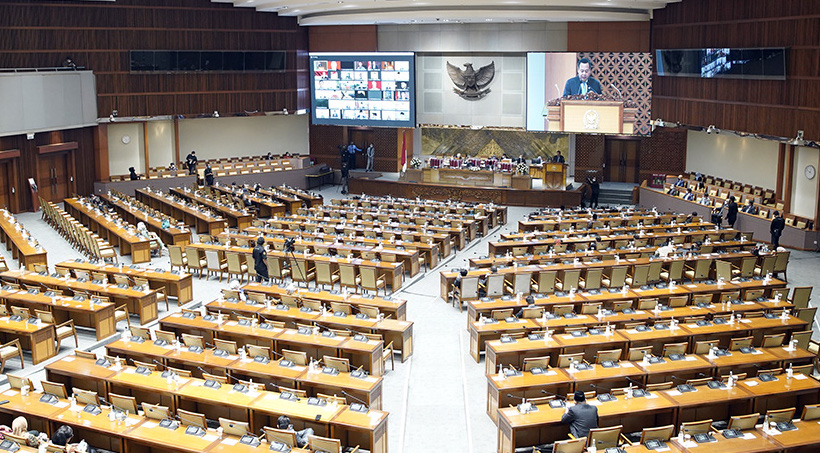 RUU Niaga Elektronik se-ASEAN Disahkan, Mendag Optimistis Percepat Pemulihan Ekonomi Nasional