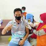 Indonesia Duduki Peringkat Ke-5 Dunia Vaksinasi Terbanyak