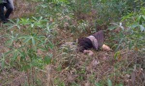 Niat Pipis, Siswa SD di Tompo Bulu temukan Mayat Wanita yang sudah mulai membusuk