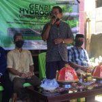 Optimalkan Lahan Pekarangan Rumah, GenBi Sulsel Gelar kegiatan Pemberdayaan masyarakat melalui konstruksi tanaman Hidroponik