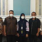 Kadis Kominfo Jeneponto Bahas Dua Ranperbup di Biro Hukum Sul Sel